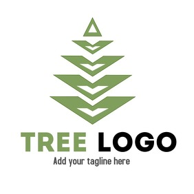 Tree logo icon