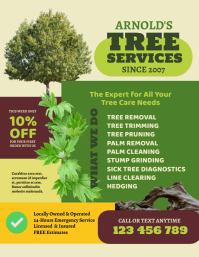Tree Services Flyer