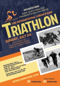 Triathlon Flyer