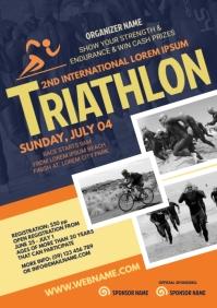 Triathlon Flyer
