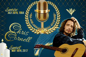 Tribute to Chris Cornell Musician Obituary Singer Funeral
