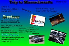 Trip To Massachusetts