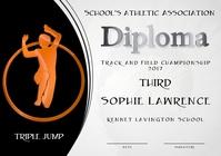triple jump diploma