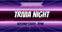 Trivia Night Facebook Video template