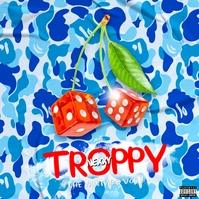 TROPICAL Album/Mixtape Cover Design Template Albumcover