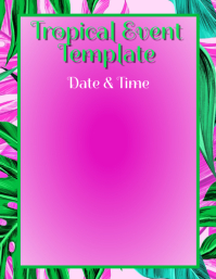 Tropical Event Template