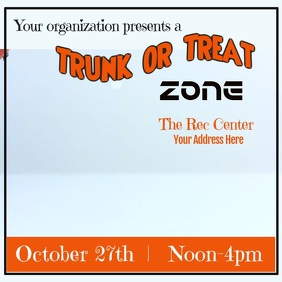 Trunk or Treat Video