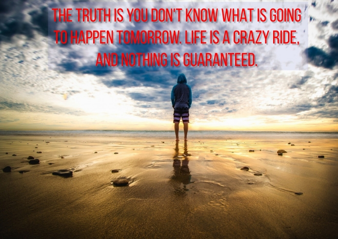 TRUTH OF LIFE QUOTE TEMPLATE A2