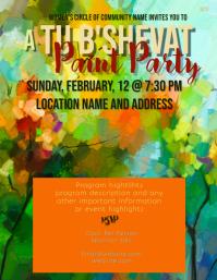 Tu B'Shevat Paint Party