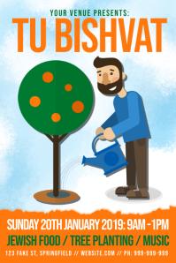 Tu Bishvat Poster