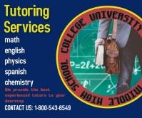 tutoring education testprep tutors online Large Rectangle template