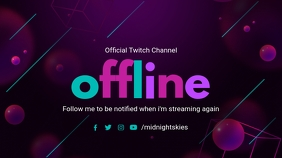 Twitch Standby Profile Banner