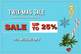 Twix-Mas Sale