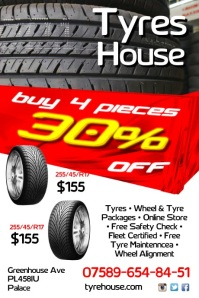 Tyres House Video