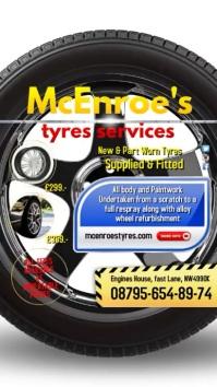 Tyres Services Instagram Post