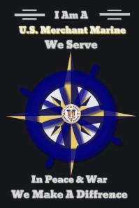 U.S. Merchant Marine/Marine/Seamen/Captain
