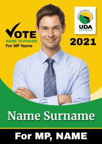 UDA Poster