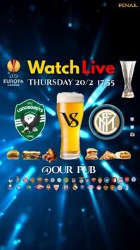 UEFA Cup Match Video