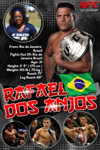 UFC poste