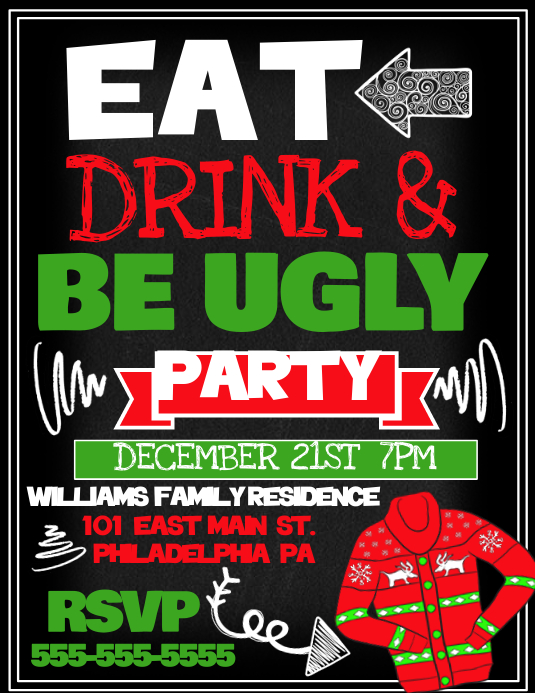 Ugly Party