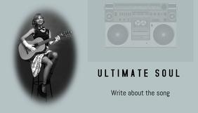 Ultimate Soul Blog Header template