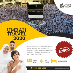 Umrah Package Instagram
