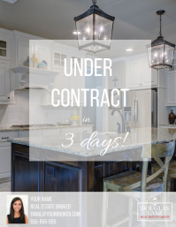 Under Contract Flyer