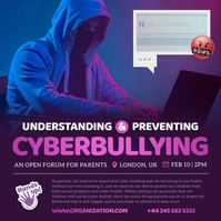 Understanding Cyberbullying Square image
