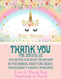 Unicorn Baby Shower 2