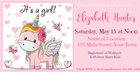 Unicorn Baby Shower 3