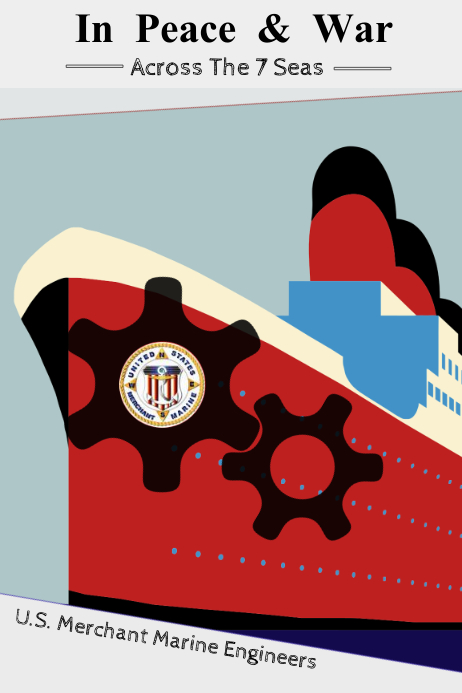 United States Merchant Marine/Enginners/Ship