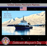United States Merchant Marines/Nautical/Sea