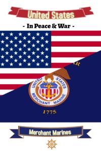 United States Merchant Marines/navy/USA/sea