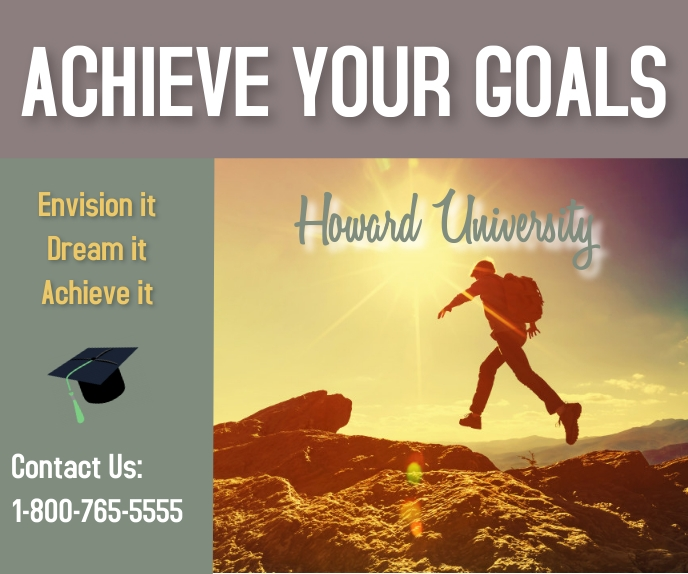university ad/college/advertising/education Large Rectangle template