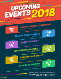Upcoming Events Announcement