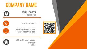 Updated Sleek Business Card