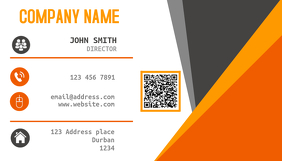 Updated Sleek Business Card