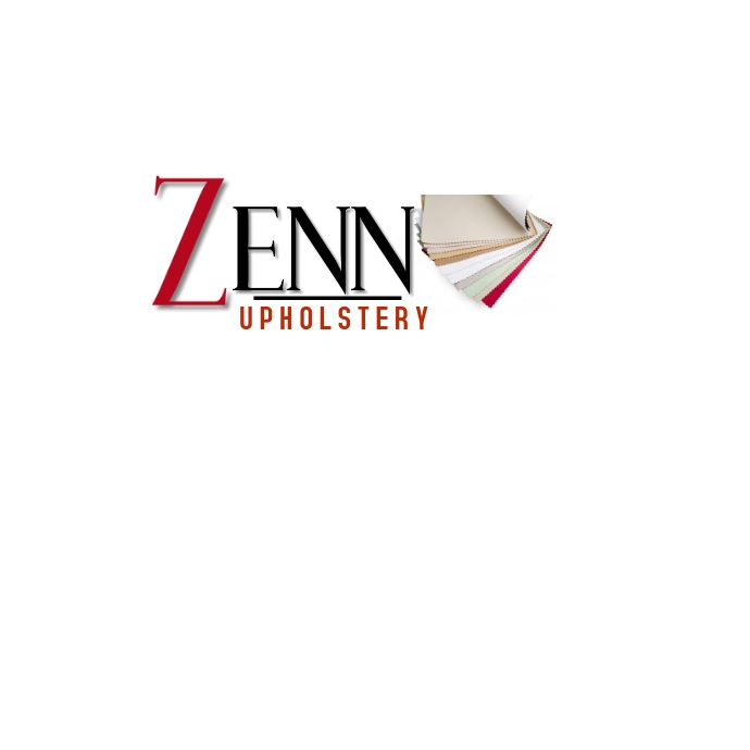 Upholstery logo template