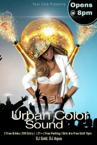 Urban Color Sound