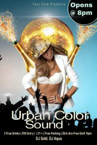 Urban Color Sound