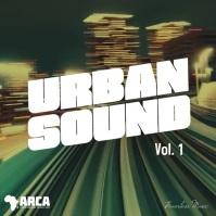 Urban Sound City Highway Album cover art Pochette d'album template
