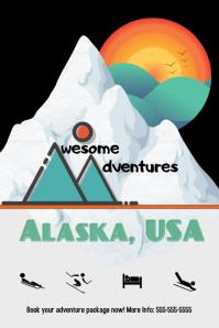 vacation/Alaska/Snow Sports/Skiing/Adventures