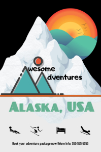 vacation/Alaska/Snow Sports/Skiing/Adventures