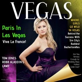 Vagas Magazine Cover