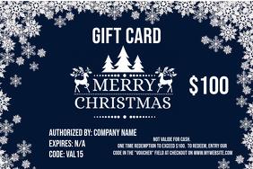 Valentiens Gift Card