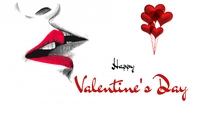 valentine's, romantic, event Blog overskrift template