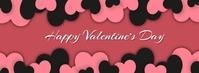 valentine's, romantic, event Facebook Cover Photo template