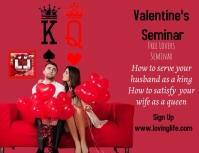 Valentine's #5-3 Volante (Carta US) template