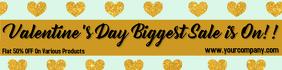 Valentine's Banner Template