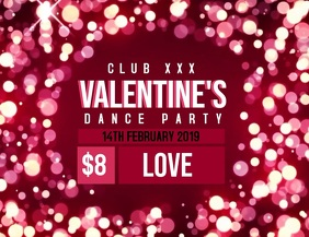 Valentine's dance party video 2